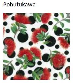 エコラップPohutukawa Mサイズ 1枚入り-エコラップPohutukawa Mサイズ 1枚入り